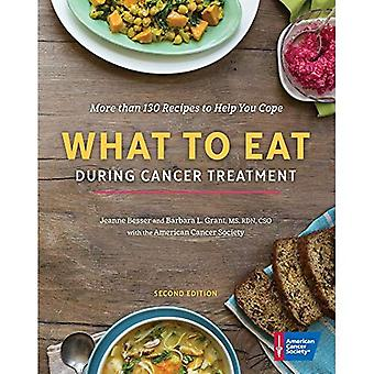 Was zu essen, während einer Krebsbehandlung