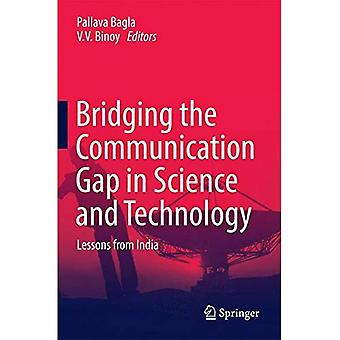 Brobygning kommunikation i videnskab & teknologi: erfaringer fra Indien: 2017