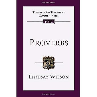 Proverbi: Un'introduzione e commento (Tyndale Antico Testamento commentari)