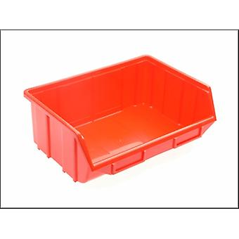 Terry Plastics TE112BIS Red Ecobox W344 x D250 x H129mm