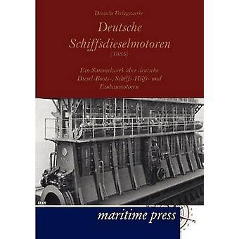 Deutsche Schiffsdieselmotoren 1935 by UNIKUM