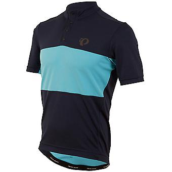 Pearl Izumi Eclipse Blue-Blue Mist Tour Short Sleeved Cycling Jersey