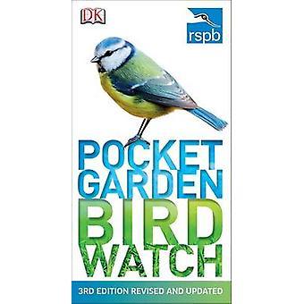 Birdwatch ogród Pocket RSPB (3rd edition) przez Mark Ward - 97814093462
