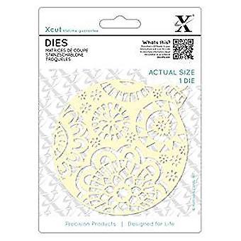 Xcut Die Large Ornate Bauble (XCU 503957)
