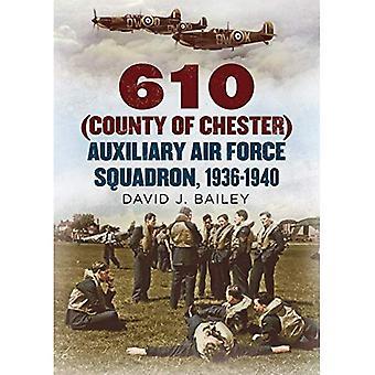 610 (Grafschaft Chester) Hilfskarnee-Staffel der Luftwaffe, 1936-1940