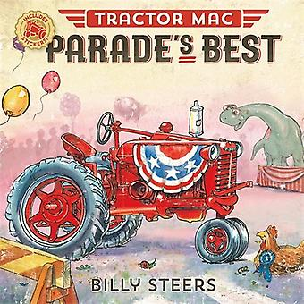 Tractor Mac Parade's Best by Billy Steers - 9780374305994 Book