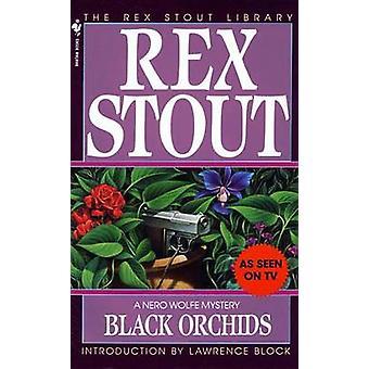 Black Orchids by Rex Stout - 9780553257199 Book