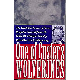 One of Custer's Wolverines - The Civil War Letters of Brevet Brigadier