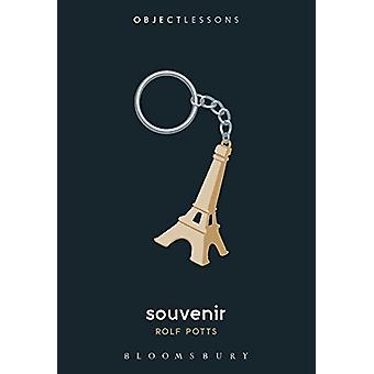 Souvenir by Rolf Potts - 9781501329418 Book