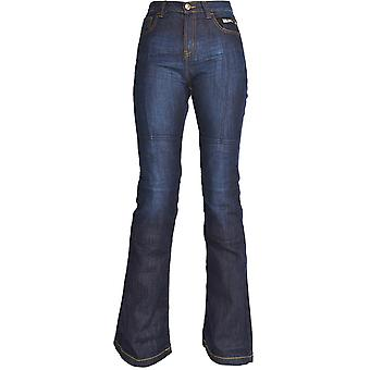 Oxford Blue Aramid SP-J2 - Regular Womens Motorcycle Jeans