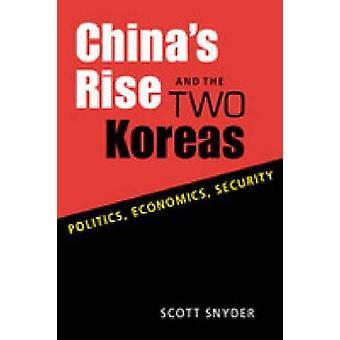 Montée et les deux Corées - politique - Economie - sécurité de S de la Chine