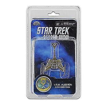 Star Trek angrep vinge IRW Algeron brettspill