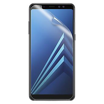 Galaxy A8 Screen Protector Soft Resistant Anti-Scratch Nillkin - Transparent