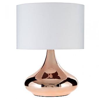 Premier Home Jaden tafel lamp, koper