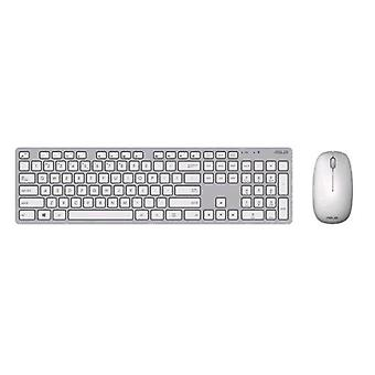 Asus w5000 keyboard + wireless mouse color white