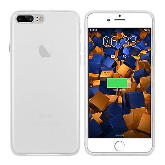 CoolSkin3T til Apple iPhone 8 plus/7 plus Transparent hvid