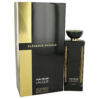 Elegance Animale by Lalique Eau De Parfum Spray 3.3 oz / 100 ml (Women)
