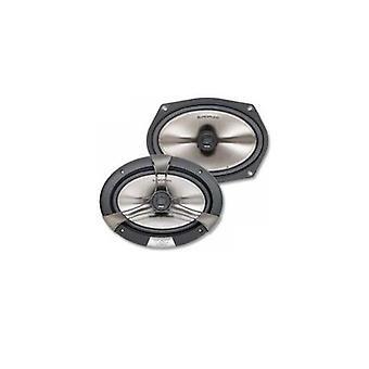 1 pair audio Mac Super Audio 69.2 car speakers 6 x 9, 200 watts Max, new