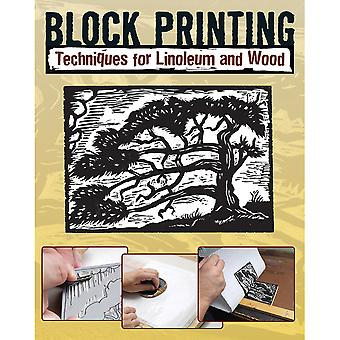 Stackpole Books-Block Printing Techniques STB-70601
