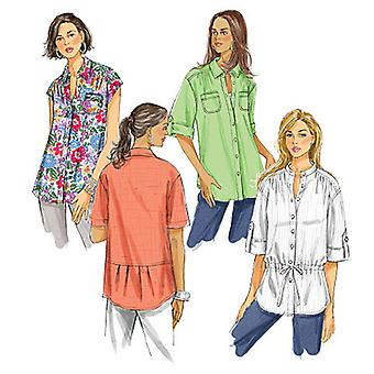 Misses' Shirt  C5 10  12  14  16  18 Pattern B5611  C50