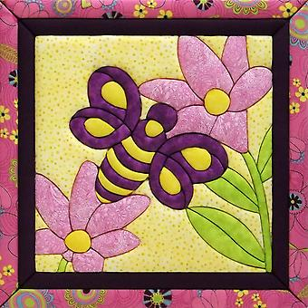 Busy Bee Quilt Magic Kit-12