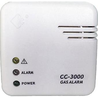 Gas detector Cordes CC-3000 mains-powered detects Butane, Methane, Propane