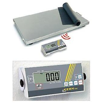 Platform scales Kern Weight range 150 kg Readability 50 g