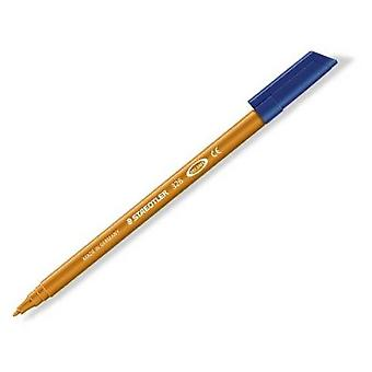 Staedtler 10 Highlighters Yellow Case Noris Club