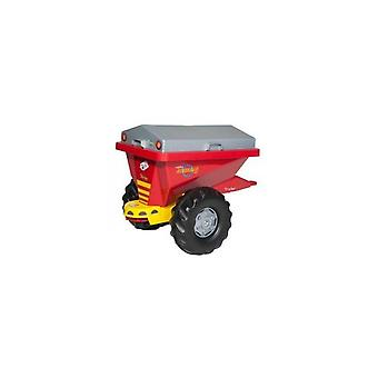 Rolly Toys Rollystreumax trailer rood