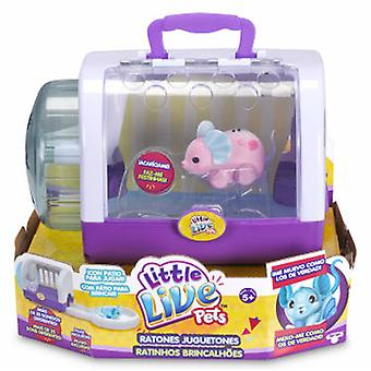 Little Live Pets  Mouse Cage CUPPI-Swirl