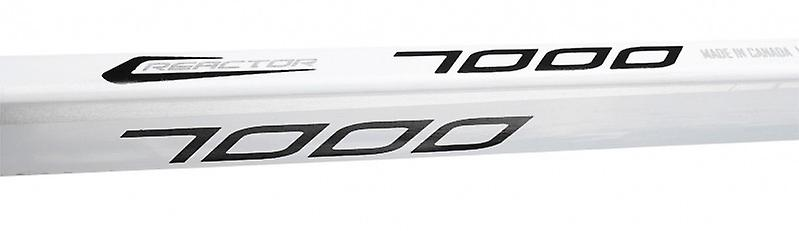BAUER goal stick foam core reactor 7000 left 25