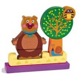 Oops Imagine Forest Puzzle Wooden Toys (Toys , Preschool , Puzzles And Blocs)