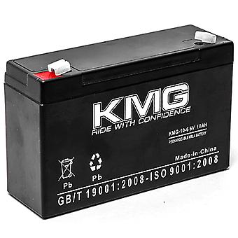 KMG 6V 10Ah Replacement Battery for Sola 56LA5064R118 600VA N-250 N1300