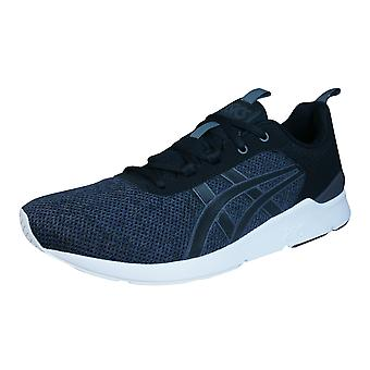 Asics Gel Lyte Runner Mens Running Trainers / Shoes - Black