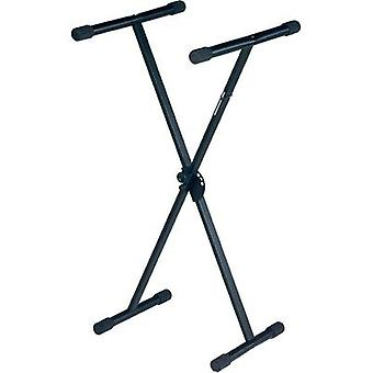 Keyboard stand Paccs HDF002 Black