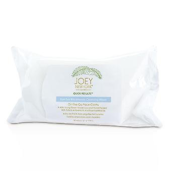 Joey New York Quick Results Bye Bye Blackheads Cleansing Wipes 30wipes