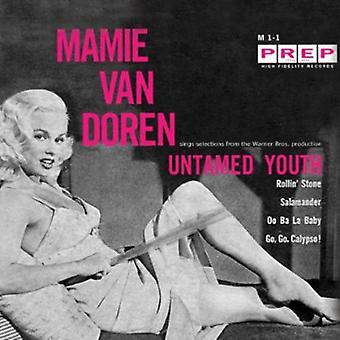 Mamie Van Doren - Untamed Youth [Vinyl] USA import