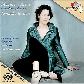 W.a. Mozart - W.a. Mozart: Arias [SACD] USA import