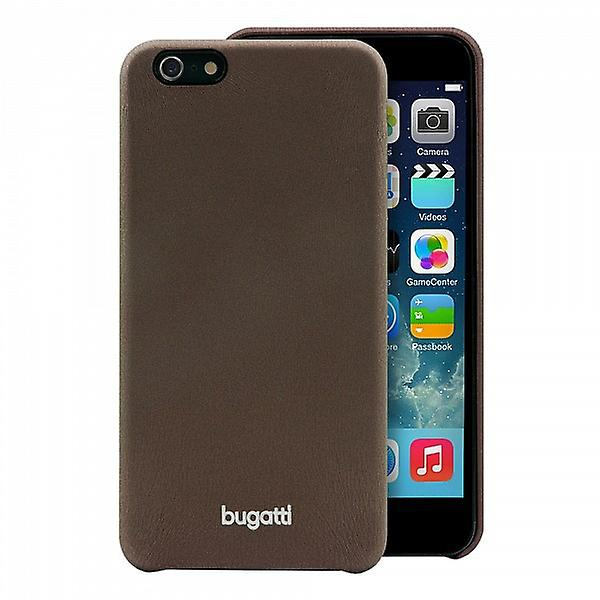 Bugatti SoftCover nice for Apple iPhone 6 plus cover Brown