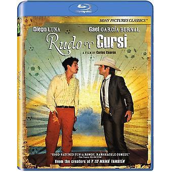 Rudo Y Cursi [BLU-RAY] USA import