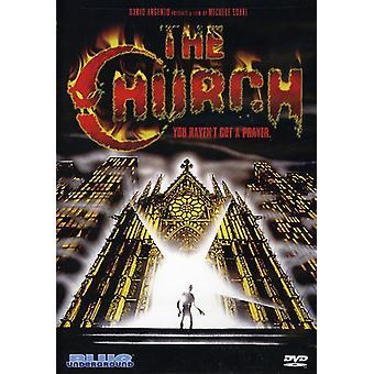 Kirke [DVD] USA importerer