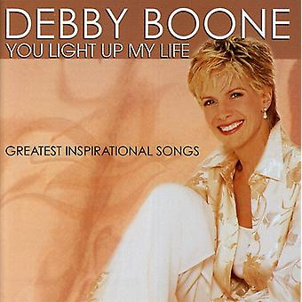 Debby Boone - u Light Up My Life-grootste [CD] USA import