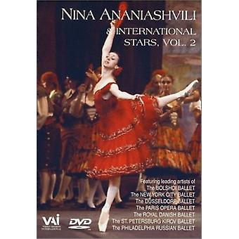 Nina Ananiashvili & Interntl allt-co-stars-Vol. 2 [DVD] USA import