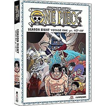One Piece: Saison acht - eine Reise [DVD] USA import