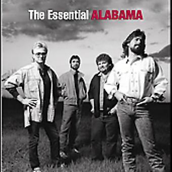 Alabama - importación de los E.e.u.u. de Alabama esencial [CD]