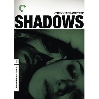 Shadows (1959) [DVD] USA import