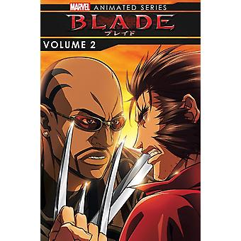 Blade: Animated Series, Vol. 2 [DVD] USA import