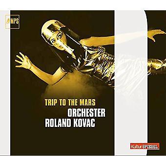 Roland Kovac - Trip to the Mars [CD] USA import