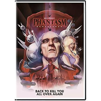 Phantasm: Remaster [DVD] USA import