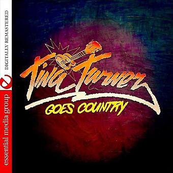 Tina Turner - importación de USA de Tina Turner va país [CD]